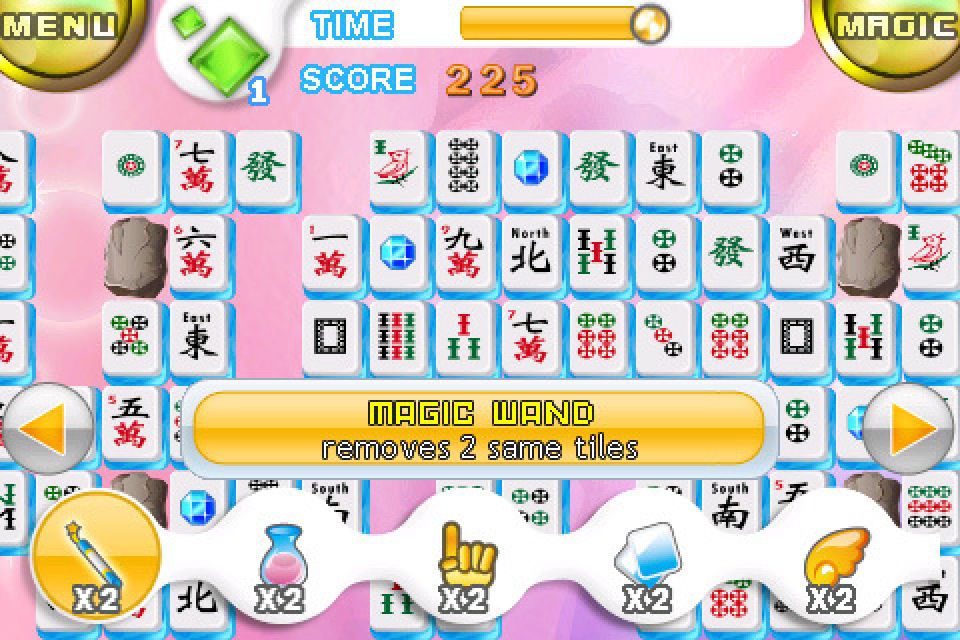 Screenshot i.Game SiChuan Mahjong