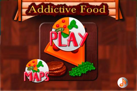 Screenshot Addictive Food