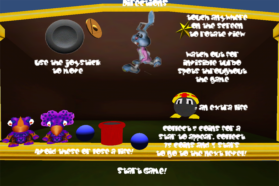 Screenshot Bugsy's World
