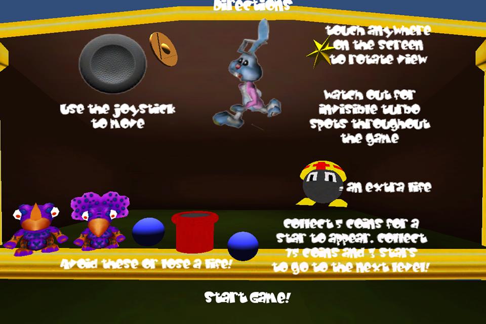 Screenshot Bugsy's World