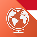 Speak Indonesian FREE - Interactive Conversation Course with Mondly to learn a language with audio phrases